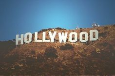 Come on! Who doesn't want to go Hollywood??!!! Hello!..celebrities and the fanciest streets and palms ever!