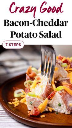 Salad Dressing Recipes, Salad Recipes, Side Dish Recipes, Dinner Recipes, Healthy Cooking, Cooking Recipes, Bbq Salads, Roasted Vegetable Recipes, Veggie Delight