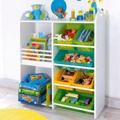 Panier de rangement souple pour ranger jouet peluche salle de jeu ou chambre - Rangement chambre garcon ...