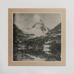 Scenic Mountain Print
