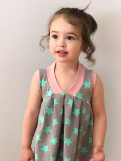 FREE PATTERN Abby's Sweet V-Neck