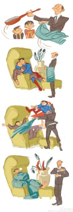 Superbat----I ship it and this was super funny!
