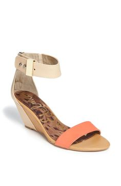 Precious with summer dresses and linen shorts and T's...Sam Edelman 'Sophie' Sandal available at Nordstrom