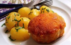 Dutch Style Meat Croquettes - World Gluttony Other Recipes, Sweet Recipes, Czech Recipes, Ethnic Recipes, Eastern European Recipes, Savoury Dishes, Love Food, Main Dishes, Food And Drink