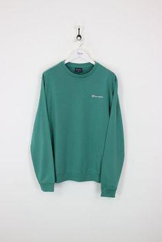 Champion Sweatshirt Pastel Green XL NEW