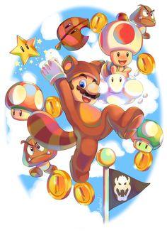 Super Mario 3 Land by Ultimatesol