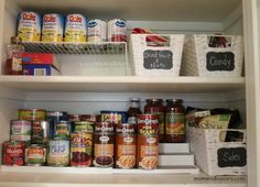 14 Instant Fixes for a Total Pantry Makeover