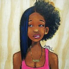 Image result for black girl straightening hair