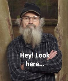 Duck Dynasty*Uncle Si