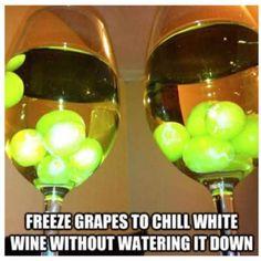 Uva come #ghiaccio