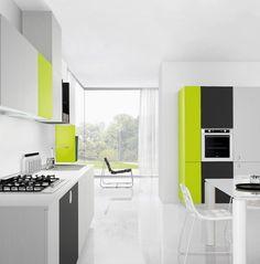Cucina ONEtouch+ di Euromobil