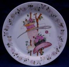 Pintura Sobre Porcelana Artesanias