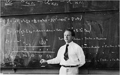 1925 Werner Heisenberg, a German theoretical physicist, proposed in 1925 in his famous Uncertainty Principle that we can know either the position or the momentum of a subatomic particle, but not both. Further, Heisenberg said, the more precisely we know the particle's momentum, the less we can know about its position. At the atomic scale, Newton's laws of classical mechanics give way to mathematical functions, developed by Erwin Schrödinger in 1926