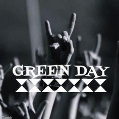 Green Day ❤