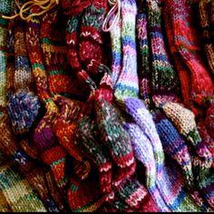 Winter Knitting-Socks!