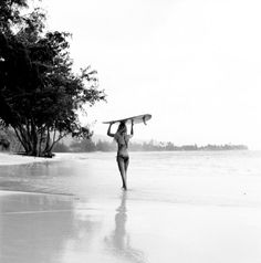 I will let the husband teach me to surf...