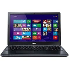 Acer Aspire E-510-2602 NX.MGRAA.009 Notebook PC - Intel Celeron N2920 1.86 GHz Quad-Core Processor - 4 GB DDR3L SDRAM - 500 GB Hard Drive - 15.6-inch Display - Windows 8.1 64-bit Edition