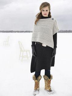 Ravelry: Sasha Wrap pattern by Sarah Smuland