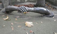 HAND IN HAND, Père Lachaise cemetery, Paris. | Explore Grang… | Flickr - Photo Sharing!