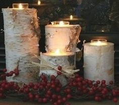Rustic Christmas decorating is easy to do. Rustic means decorating simply and with things found in nature. It's all about clean lines, simplicity...