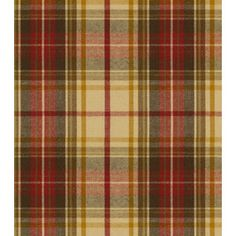Ralph Lauren Home Decor | Home Decor Fabric-Lauren Ralph Lauren Milford Tartan- Khaki : New Arri ...