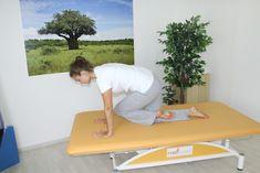 Automobilizace křížokyčelního skloubení ve skluzu Back Pain, Floor Chair, Outdoor Blanket, Relax, Fitness, Sport, Healthy, Gymnastics, Deporte