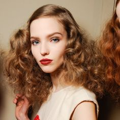 bottega veneta beauty fall 2013 Fashion Week Beauty: Hair Trends to Try