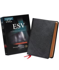 7 Best Cambridge ESV Bibles images in 2015 | Esv bible, Reference