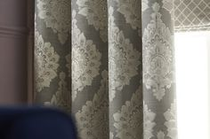 Austen Fabric Collection Roman Blinds, Damask, Curtains, Contemporary, Elegant, Fabric, House, Collection, Color