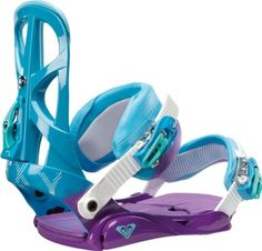 Roxy Team Snowboard Bindings - Women's 2012 - M/L. This just makes me so happy