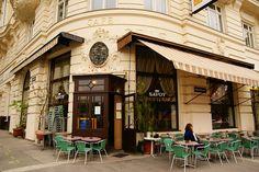 Cafe Savoy | Vienna, Austria