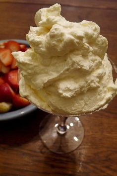 Home Made Whipped Cream Recipe