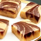 Tiger Fudge    This recipe is super easy and super delicious!  Cut small because it's rich.