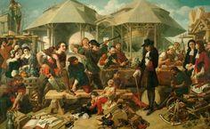 Peter the Great at Deptford Dockyard, 1857