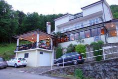 View of Johnson Restaurant