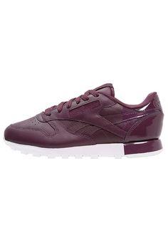 2ecdfd34230 CLASSIC - Sneaker low - maroon/white/coral - Zalando.de Classic Sneakers