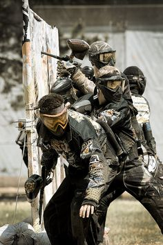 Breakout (amazing photography!) [ UpUrGame.com ] #paintball #gear #game