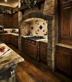 Mediterranean Kitchen Design, Pictures, Remodel, Decor and Ideas - page 45