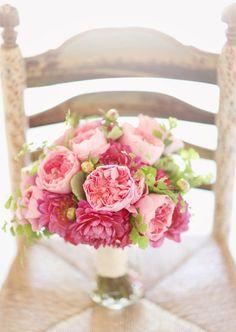 Hoffentlich bekommt man die auch noch im Augst... #peonies #weddingbouquet
