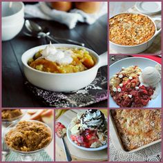 The Best Easy Dessert Recipes: 25 Dump Cake Recipes | You just can't beat this collection of desserts. A lot of them are cake mix recipes, which makes them super simple to make.