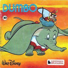 Cuentos infantiles: Dumbo. Cuento ilustrado.
