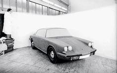 #Porsche #901 designed by Albrecht #Goetz
