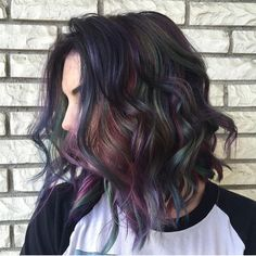 """1,635 Likes, 12 Comments - Pulp Riot Hair Color (@pulpriothair) on Instagram: """"@hairbymadisoncarlisle is the artist... Pulp Riot is the paint."""""""