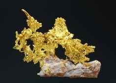 gold on quartz | Lone Quixote