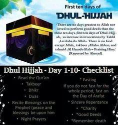 26 Best dhul hijja images in 2018   Allah islam