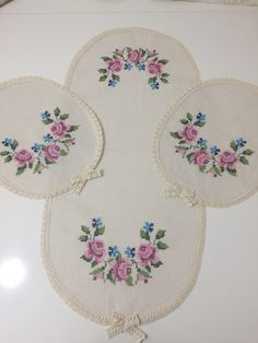 Bed Spreads, Beading Patterns, Hand Embroidery, Elsa, Projects To Try, Cross Stitch, Beads, Sewing, Shabby Chic