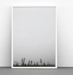 Verlieren könnten wir uns in diesem Poster-Print: 'For Rest'. Hier entdecken und kaufen: http://sturbock.me/fh4