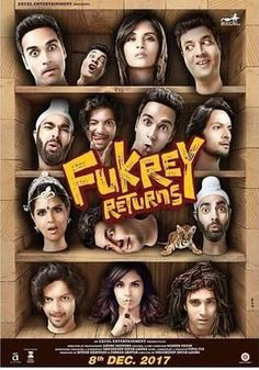 Fukrey Returns Movie Box Office Collection, Hit or Flop, Critics, Reviews