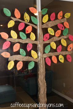 Create a tree of thanks this Thanksgiving!