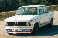 Sportwagen der 70er - BMW 2002 Turbo